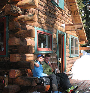 Friends Hut, Aspen and Crested Butte Colorado