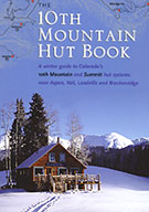 This book goes great with our maps, highly recommended for any hut skier.